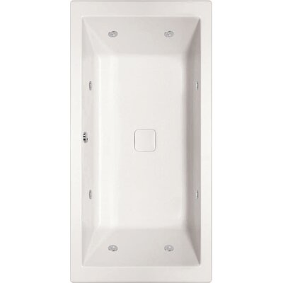 Designer Versailles 72 x 36 Air Tub Finish: Bone