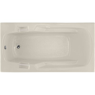 Builder 60 x 32 Soaking Bathtub Finish: Biscuit