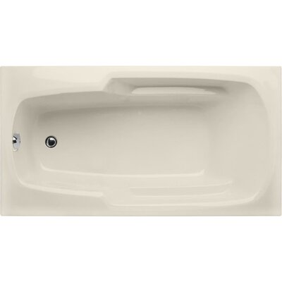 Builder 72 x 36 Soaking Bathtub Finish: Biscuit
