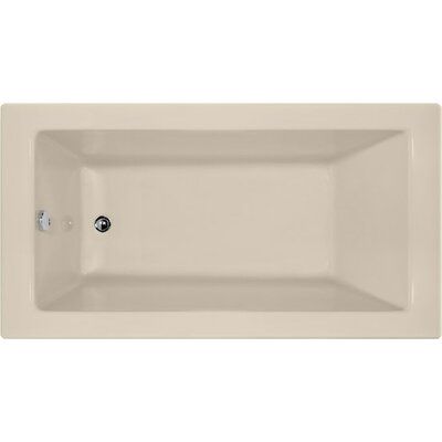 Designer Sydney 60 x 30 Soaking Bathtub Finish: Almond