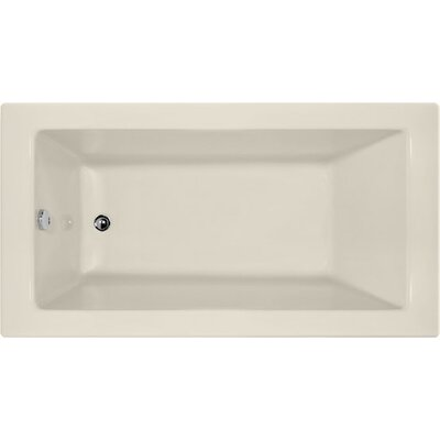 Designer Sydney 60 x 30 Soaking Bathtub Finish: Biscuit