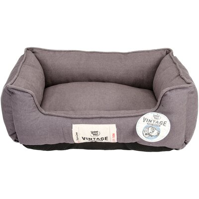 Denim Wash Cuddlier Dog Bed