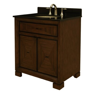 Tempo 30 Bathroom Vanity Base