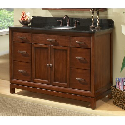 "Modena 48"" Bathroom Vanity Base"