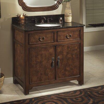 Horizen 36 Bathroom Vanity Base