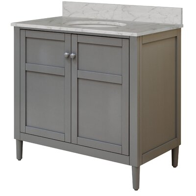 Harper 37 Single Bathroom Vanity Set