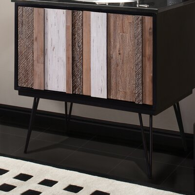 Verticali 36 Bathroom Vanity Base