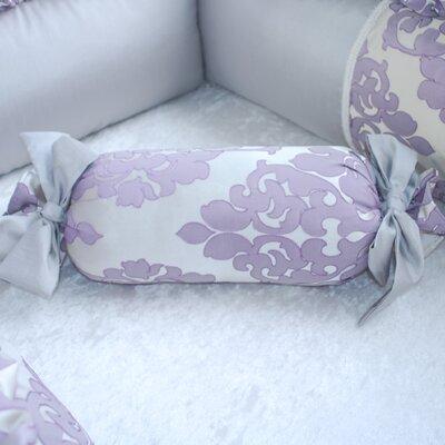 Orchid Petal Bolster Pillow
