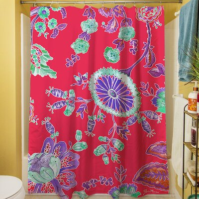 Anima Outline Shower Curtain
