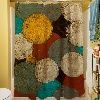 Circumlocution Shower Curtain