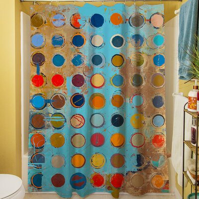 Bojorquez Shower Curtain