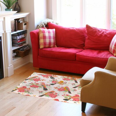 Littlest Bird Multi Rug Rug Size: 510 x 44