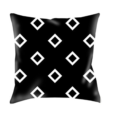 Band Printed Throw Pillow Size: 18 H x 18 W x 5 D