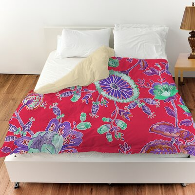 Anima Outline Duvet Cover Size: Queen