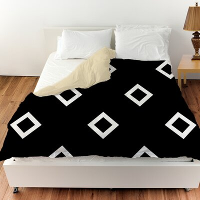 Band Duvet Cover Size: Twin