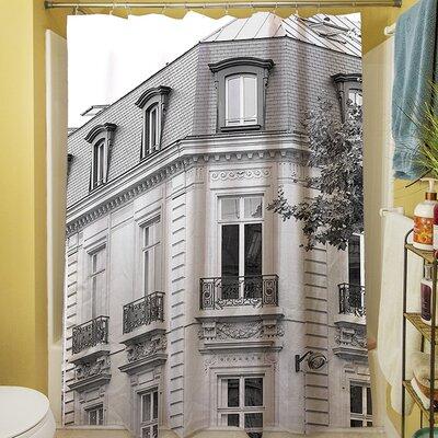 A Travers Paris II Shower Curtain