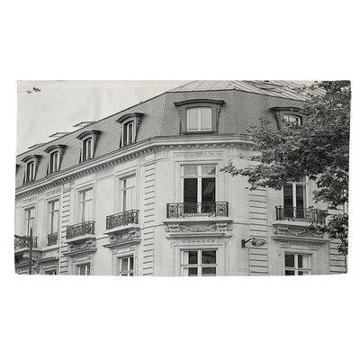 A Travers Paris II Area Rug Rug Size: 4 x 6