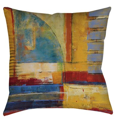 Copeland 1 Indoor/Outdoor Throw Pillow Size: 16 H x 16 W x 4 D