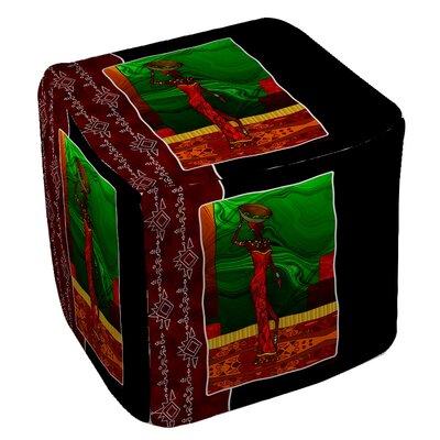 Sebrite Cube Ottoman