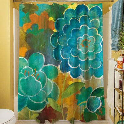 Samuelson Shower Curtain