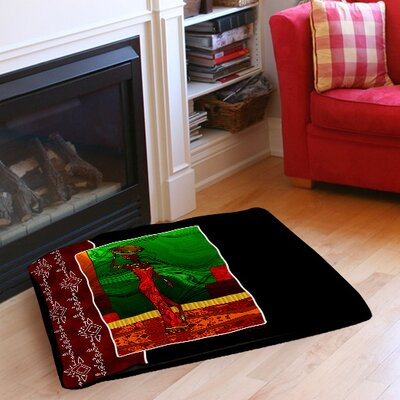 African Beauty 1 Pet Bed Size: 50 L x 40 W