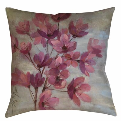 Perrin II Printed Throw Pillow Size: 14 H x 14 W x 3 D