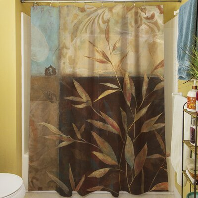 Autumn Texture II Shower Curtain
