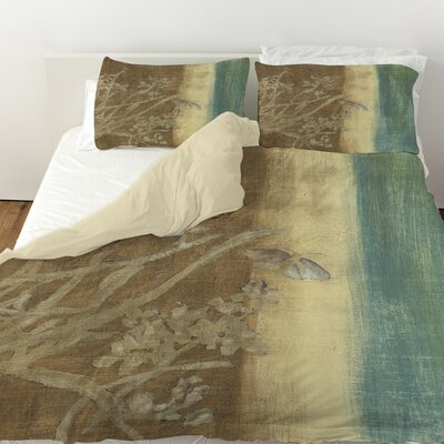 Antique 3 Duvet Cover Size: Twin
