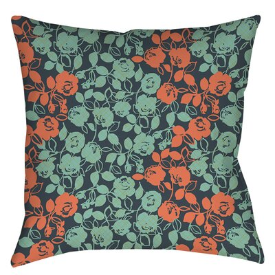Anna Rose 5 Indoor/Outdoor Throw Pillow Size: 20 H x 20 W x 5 D