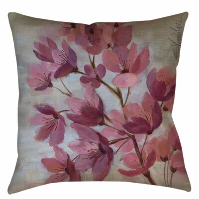 Perrin 1 Indoor/Outdoor Throw Pillow Size: 16 H x 16 W x 4 D