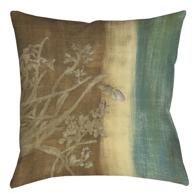 Analisa Printed Throw Pillow Size: 14 H x 14 W x 3 D