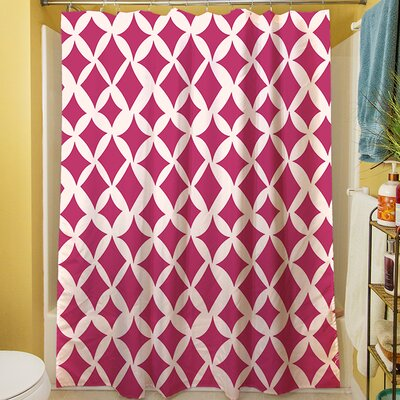 Banias Diamond Shower Curtain