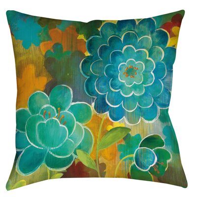Samuelson Indoor/Outdoor Throw Pillow Size: 18 H x 18 W x 5 D