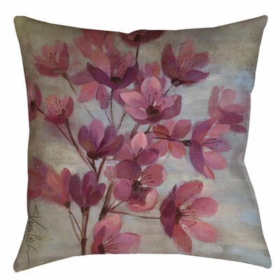 Perrin 2 Indoor/Outdoor Throw Pillow Size: 16 H x 16 W x 4 D
