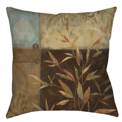 Amie Indoor/Outdoor Throw Pillow Size: 16 H x 16 W x 4 D
