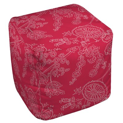 Anima Outline Ottoman