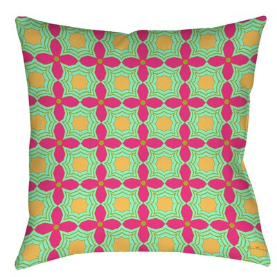 Anima 2 Star Indoor/Outdoor Throw Pillow Size: 16 H x 16 W x 4 D