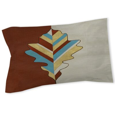 Apache Leaf 4 Sham Size: Queen/King