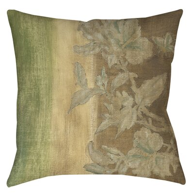 Antique II Indoor/Outdoor Throw Pillow Size: 18 H x 18 W x 5 D
