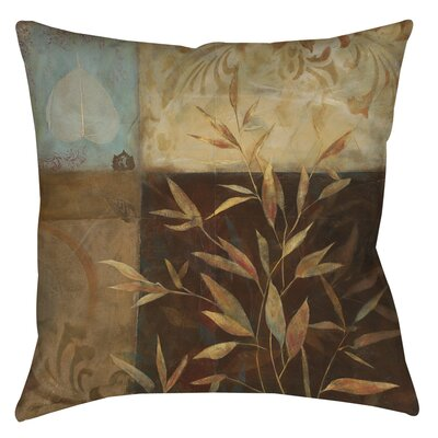 Amie Printed Throw Pillow Size: 16 H x 16 W x 4 D