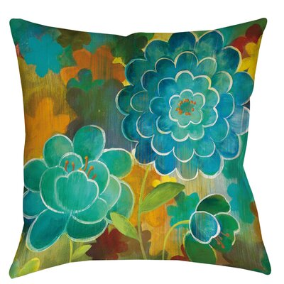 Samuelson Printed Throw Pillow Size: 26 H x 26 W x 7 D