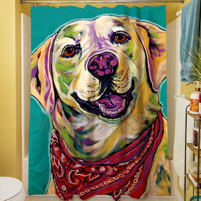 Boca Shower Curtain