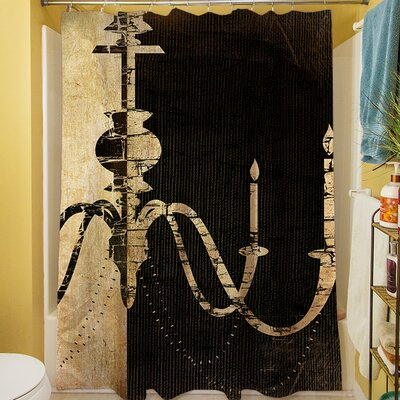 Chandelier I Shower Curtain