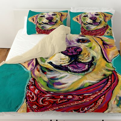 Boca Duvet Cover Size: Queen