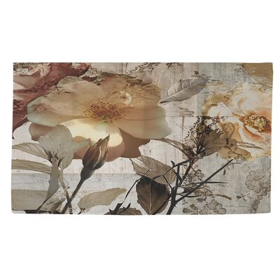 Blooming Days Area Rug Rug Size: 4 x 6