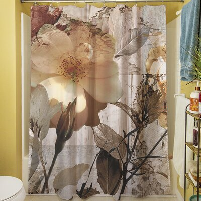 Gray Shower Curtain