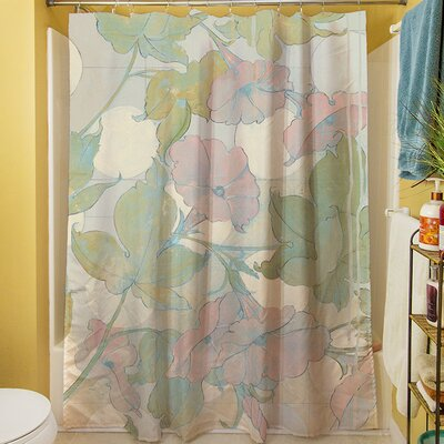 Summer Vine I Shower Curtain