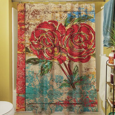 Valencia II Shower Curtain