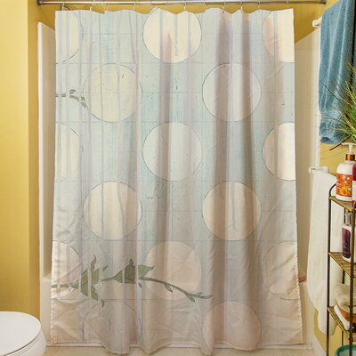 Summer Vine III Shower Curtain