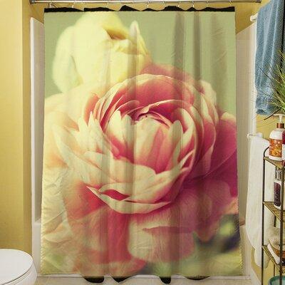 Vintage Botanicals III Shower Curtain